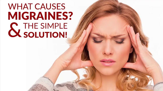 Migraines and Headaches Alleviated Naturally in Blue Ash, OH.